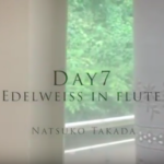Nat's Daily 【Day7-Edelwiess in flute】